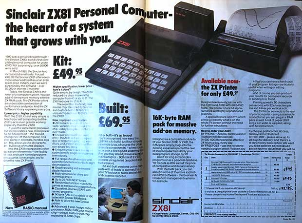 zx81 ad