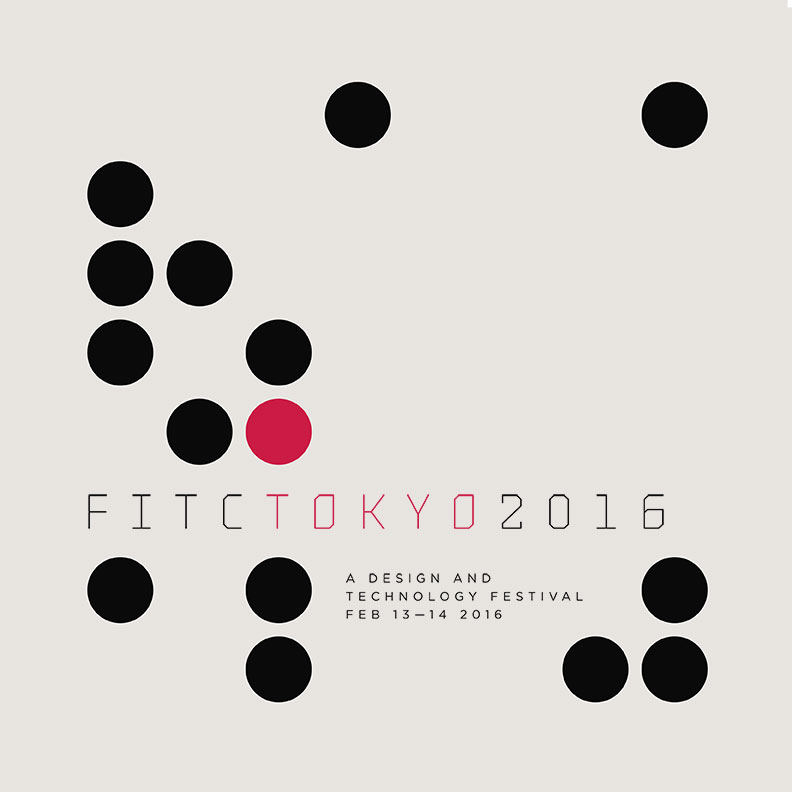 Brendan Dawes - FITC Tokyo Identity