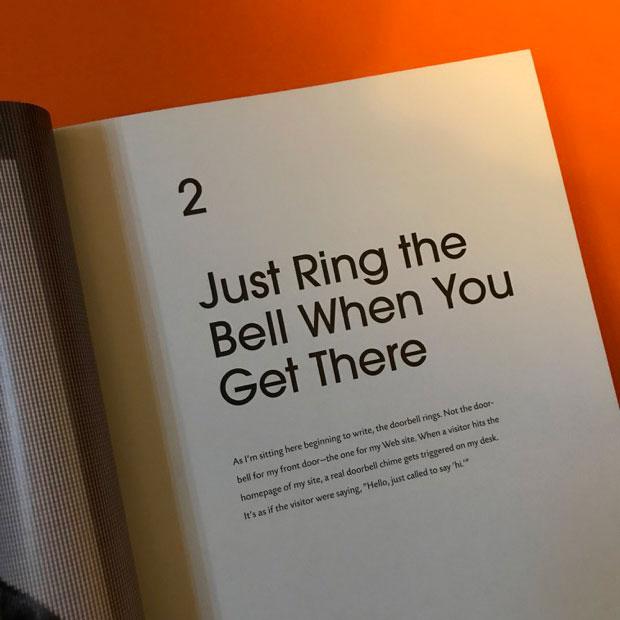 The Doorbell chapter in my 2006 book
