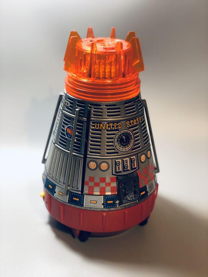Super Space Capsule
