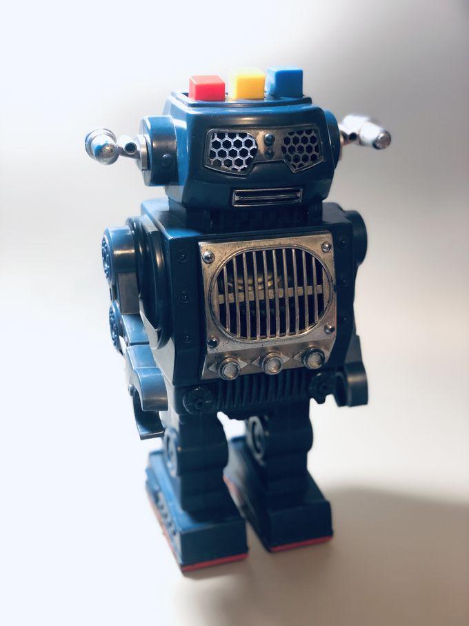 Sounding Robot